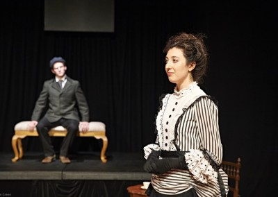 <em>The Good Doctor</em> by Neil Simon / 2nd Year Acting / WAAPA Production (2015)  / Set Design/Costume Design: Leaf Watson / Lighting Design: Cameron Routley / Photography © Jon Green 2015 - All Rights Reserved