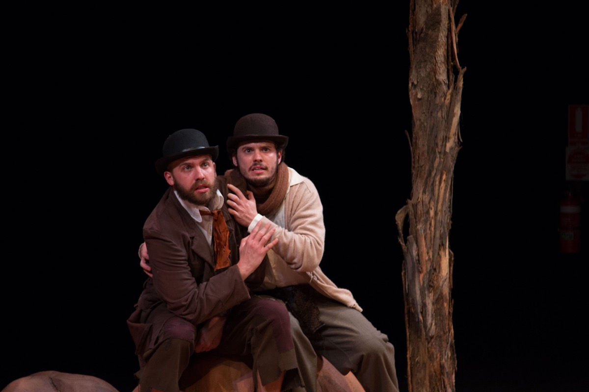 theme waiting and human condition samuel beckett s waiting An insight into human sufferings: on beckett's waiting for godot human condition human irish playwright samuel beckett's play waiting for godot is.