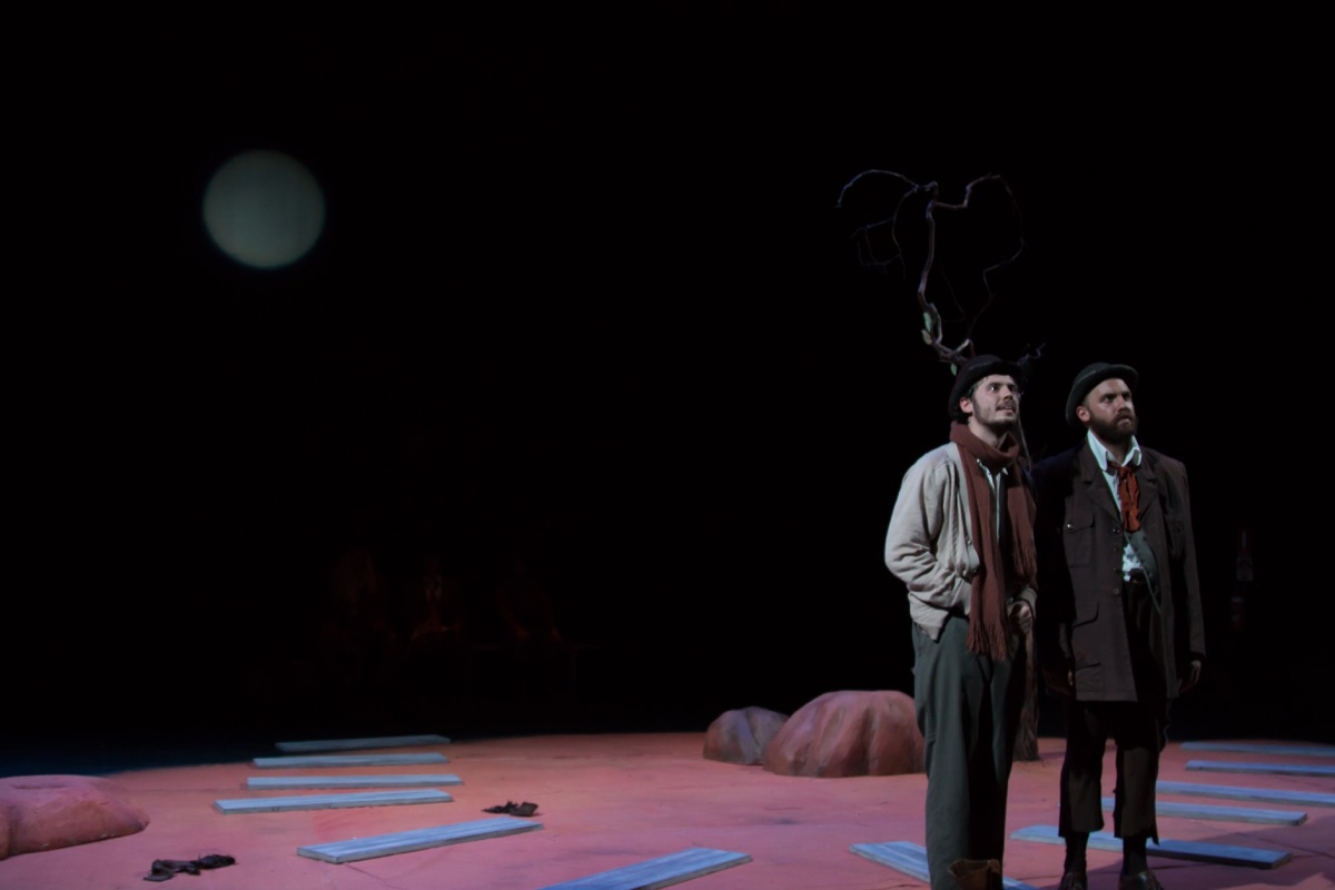 waiting for godot theatre of the absurd pdf